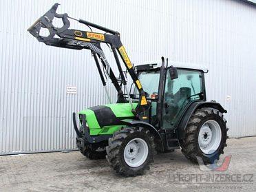 Traktor Deutz-Fahr Agroplus 3c2c0T