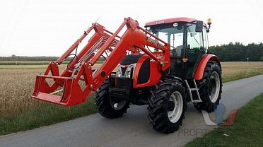 Zetor PROXIMA c85c traktor