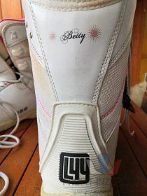 Dívčí snowboardové boty velikost 38
