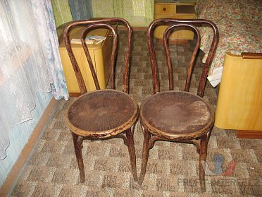 Židle Tonet - starožitné.