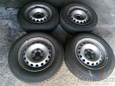 Letní pneu s disky