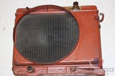 Chladič na Wartburg 353