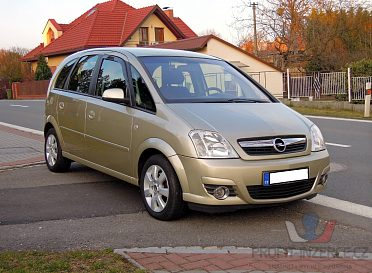 Opel Meriva 1,7 CDTi 74 Kw, Tempomat, TZ