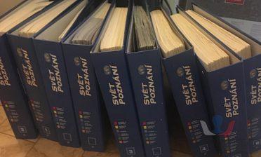 9 x poradačů Encyklopedie - Svět poznání