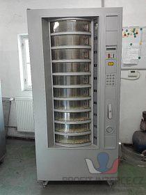 Automat na vajíčka, sýry, med a další