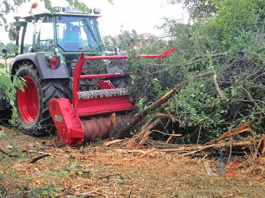 Lesní fréza INO FORST 180 cm se zárukou
