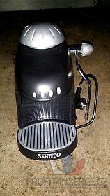 Kvalitní kávovar POLARMAX Santeco.