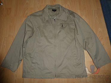 Pánská bavlněná bunda Basik