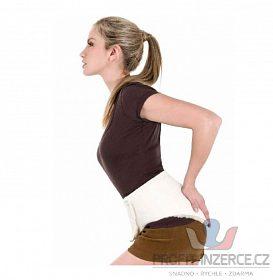 Elastický ledvinový pás