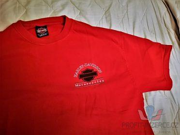 HARLEY DAVIDSON trička