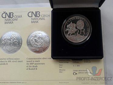 200 Kč 2012 - Rudolf II