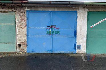 Prodej garáže Spořice