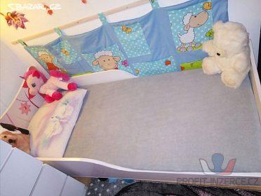 Dětská postel 160 x 70