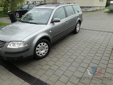 VW Passat 1,9TDi Combi