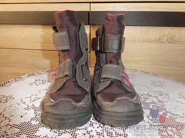 Dětské zimní boty Super Fit
