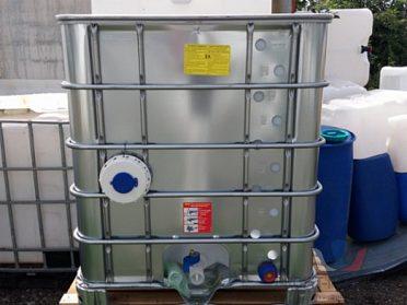 1100 litrů nádrže Nové
