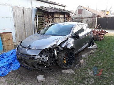 Renault Megan RS CUP