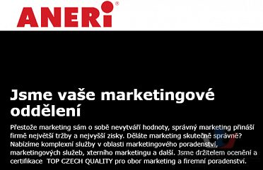 Zajistíme online marketing