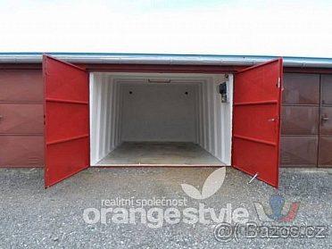 Koupim garaz