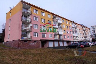 Prodej bytu 3+1 v OV Miřetice u Klášterce nad Ohří, 76 m2