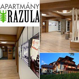 Apartmány Razula www.apartmanyrazula.cz