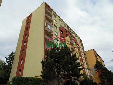 Prodej družstevního bytu 1+1 Chomutov, 35 m2