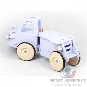 Dřevěné auto pro děti
