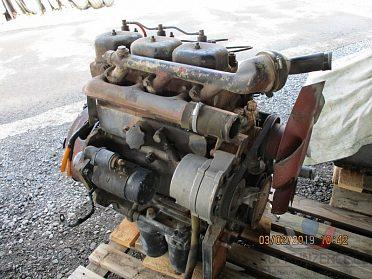 Motor zetor 6901.   6201.