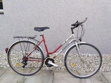 Pánské a dámské kolo