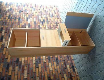Praktická komoda -  s moderním designem