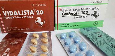 Leky na erekce