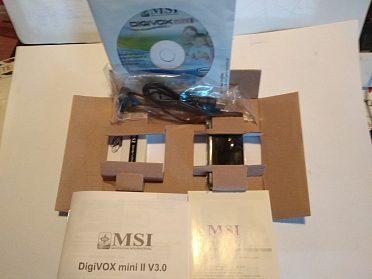 Mini digivox II (V3.0)