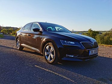 ŠKODA SUPERB 2,0 TDI 110kW DSG AMBITION