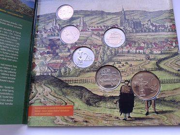 sada mincí SR 2006 - Regiony