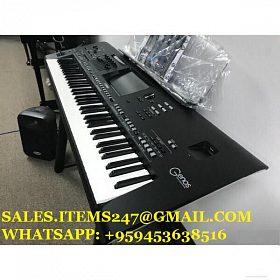 Prodám Nové Yamaha Genos XXL Set, Ketron SD90/SD60, Korg Pa4X, Roland