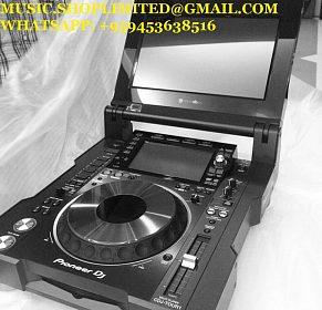 Prodává Nový Pioneer CDJ-Tour1,Pioneer DDJ RZX,Pioneer CDJ-2000NXS2