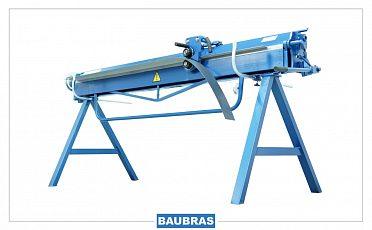 Klempířské stroje ruční ohýbačka 2m