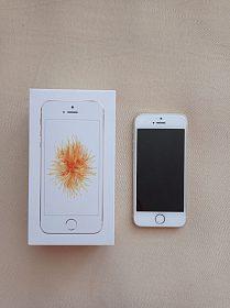 iPhone SE, Gold, 64GB