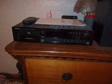 Prodám reciever s CD Denon RCD- 100
