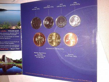 společná sada mincí 2007 ČR + SR