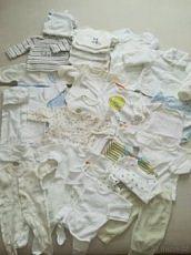 set kojeneckého oblečení