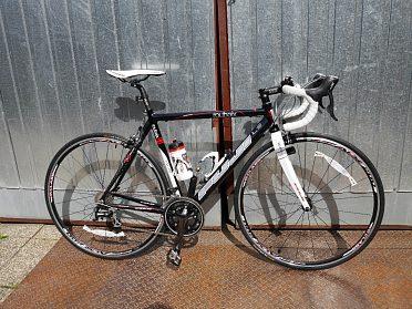 Fuji Roubaix LE, komplet sada Shimano 105, 8,8kg