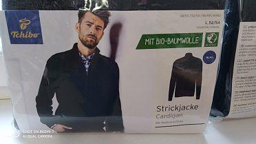 Přízový svetr - pánský