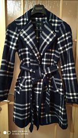 Kabátek z žakárové tkaniny