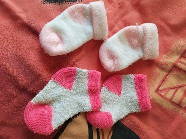 Ponožky 7 fotek