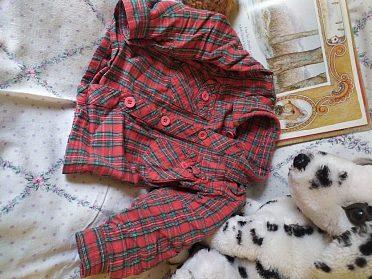 Košilka a svetřík vel.92