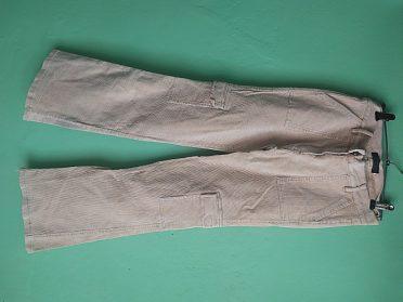 Letní kalhoty a dvoje džíny vel.140