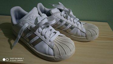 Botasky Adidas, vel.36