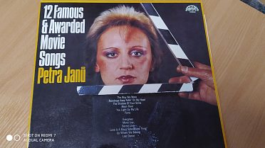 LP Petra Janů - 12 Famous+Awarded Movie Songs