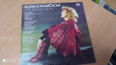 LP Helena Vondráčková - Zrychlený dech